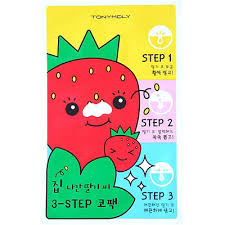 threestep - Tony Moly Three Step Nose Mask