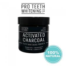 proteeth - Pro Teeth Whitening & Co Activated Charcoal Teeth Whitening Powder