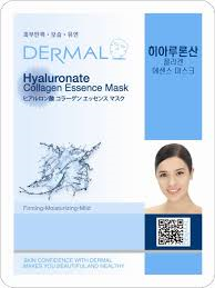 hyaluronate - Dermal Hyaluronate Collagen Essence Mask
