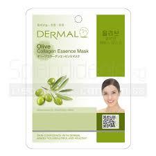 olive - Dermal Olive Collagen Essence Mask