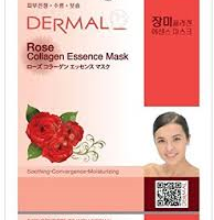 rose 194x200 - Dermal Rose Collagen Essence Mask