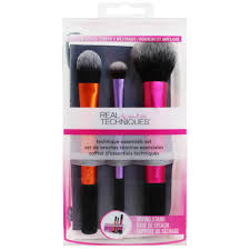 essentials - Real Techniques Essentials Brush Set