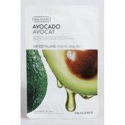 avocado 1 180x180 - Avocado Sheet Mask - The Face Shop