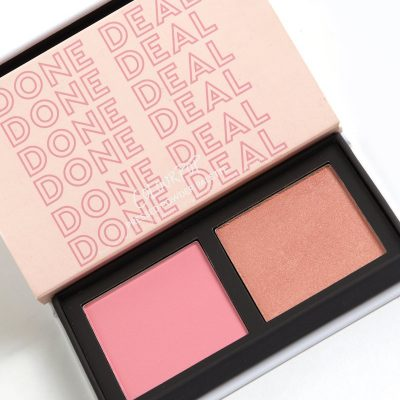 done deal a 800x1200 400x400 - Colourpop Pressed Powder Blush & Highligter Palette - Done Deal