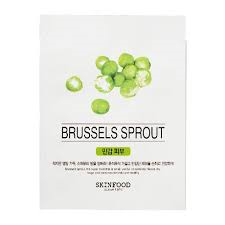 gfhgfh - Brussels Sprout Sheet Mask - Skinfood