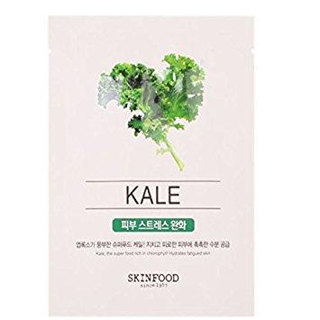 kale - Kale Sheet Mask - Skinfood