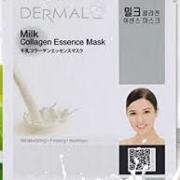 milk 180x180 - Dermal Collagen Essence Sheet Mask - Cucumber