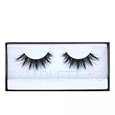1036 3005459 HBLASH8 M 400x400 - Huda Beauty Classic Lash - Scarlet # 8