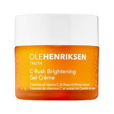 c rush - Olehenriksen C-Rush Brightening Gel Cream - Trial Size
