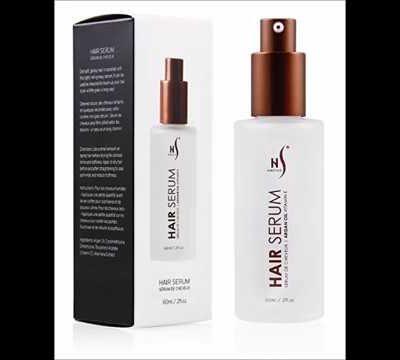 hqdefault 1 400x360 - Herstyler Dry Hair Argan Oil Anti-Frizz Serum For Natural Shine