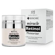 radha - Radha Beauty Miracle Retinol Moisturizer