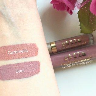 stila nudes - Stila Stay All Day Liquid Lipstick - Caramello
