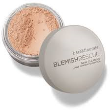 blemish - BareMinerals Blemish Rescue Skin Clearing Loose Powder Plus Foundation Mini