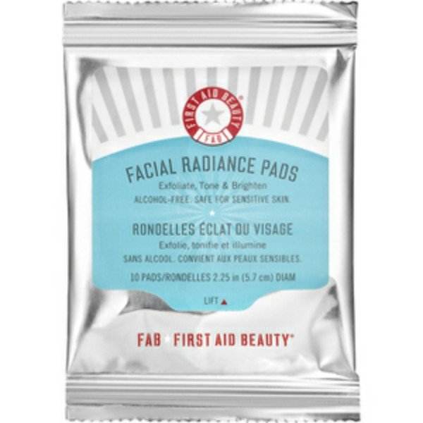firstaid - First Aid Beauty Facial Radiance Pads - 10 Pads