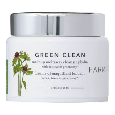 greenclean 400x400 - Farmacy Greenclean Makeup Meltaway Cleansing Balm Mini