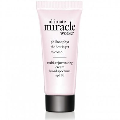 miracleworker 400x400 - Philosophy Ultimate Miracle Worker Rejuvinating Cream SPF 30
