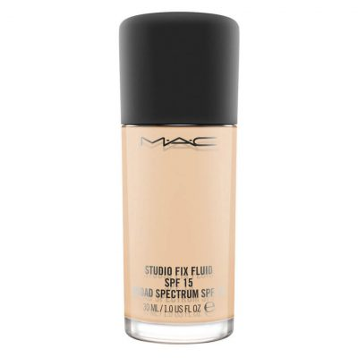 MAC studio fix foundation NC25