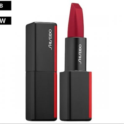 red 400x400 - Shiseido Modernmatte Powder Lipstick Mini- Exotic Red