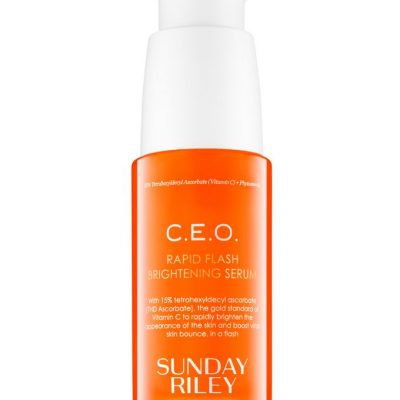 srn044 sundayriley ceorapidflashbrighteningserum 1560x1960 aczh8 400x400 - Sunday Riley CEO Rapid Flash Vitamin C Serum Mini