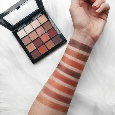 warm1 400x400 - Nyx Ultimate Eyeshadow Palette - Warm Neutrals