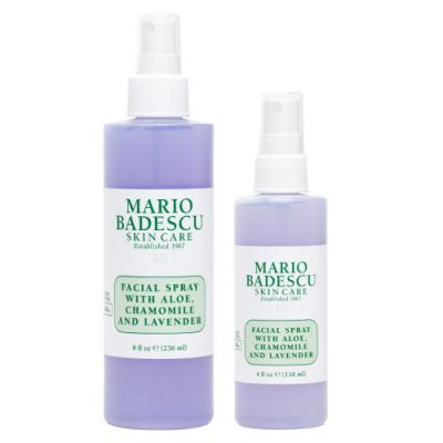facialspraywithaleochamomileandlavender 1 GL 400x400 - Mario Badescu Facial Spray with Aloe, Chamomile and Lavender 118ml