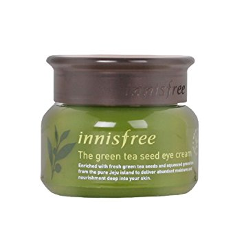 51kbE7GnipL. SY355  - Innisfree Green Tea Seed Eye Cream