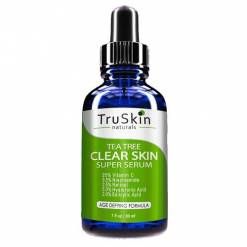 TruSkin Tea Tree Clear Skin Serum Vitamin C Salicylic Acid & Retinol best price in Pakistan