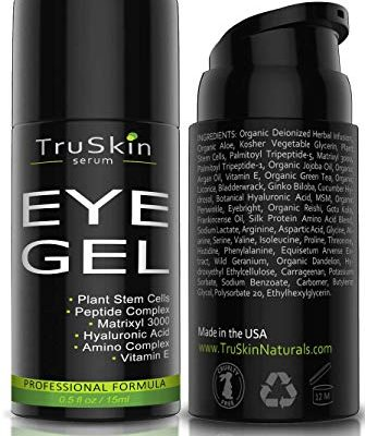 eye gel 335x400 - TruSkin Naturals Eye Gel/Eye Cream