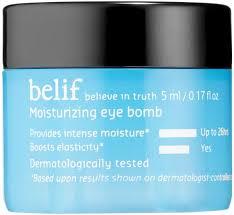 eyebomb - Belif Moisturizing Eye Bomb Eye Cream - Travel Size