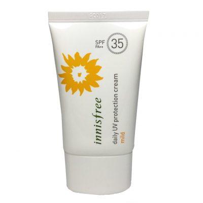 innisfree 1024x1024 400x400 - Innisfree Daily UV Protection Mild Sun Cream SPF 35