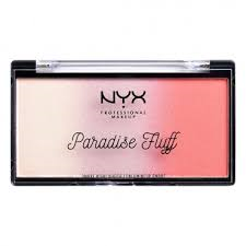 paradisefluff - Nyx Ombre Highlighter - Paradise Fluff
