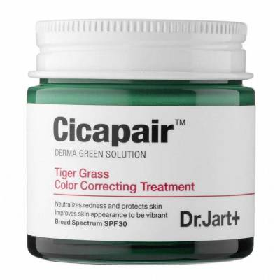 1 1 8 1 3150177 400x400 - Dr.Jart+ Cicapair Tiger Grass Color Correcting Treatment Trial Size