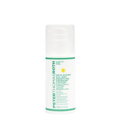 324 peter thomas roth max sheer all day moisture defense lotion 400x400 - Peter Thomas Roth Max Sheer All Day Moisture Defense Lotion Travel Size