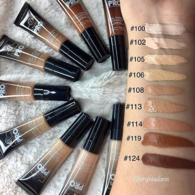 51sp6MM0q2L. SL1100  400x400 - Bhcosmetics Studio Pro Total Coverage Concealer - Variations