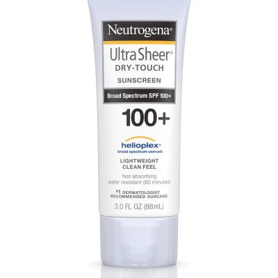6887310 nocolor 0 400x400 - Neutrogena Ultra Sheer Dry-Touch Sunscreen Broad Spectrum SPF 100+