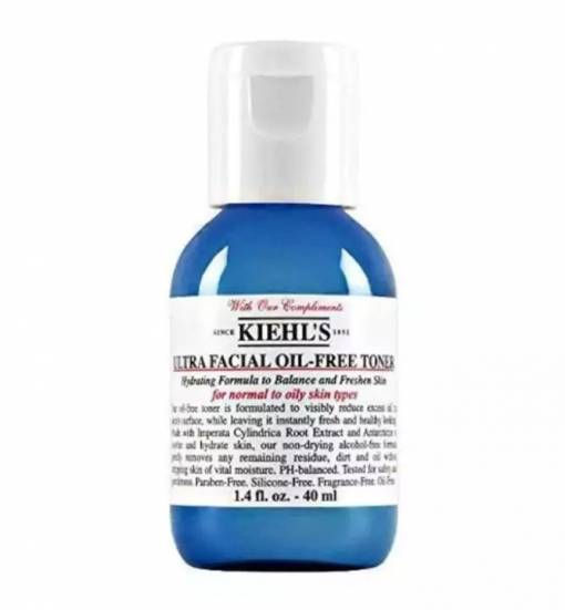 Kiehl's ultra facial oil-free toner 40 ML