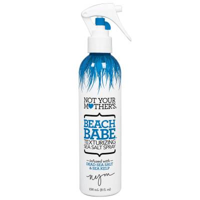 beachbabe 400x400 - Not Your Mothers Beach Babe Soft Waves Sea Salt Spray 8oz