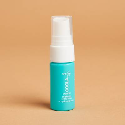 coolasmall 400x400 - Coola Organic Makeup Setting Spray Trial Size