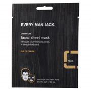 every 180x180 - Every Man Jack Charcoal Facial Sheet Mask