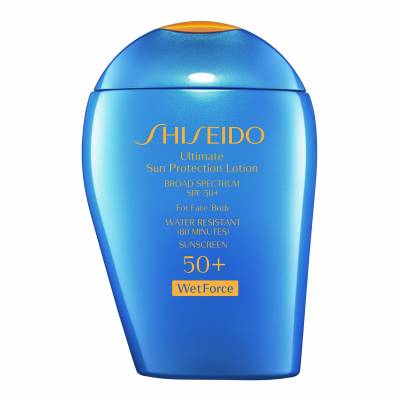 shis 400x400 - Shiseido Ultimate Sun Protection Lotion Broad Spectrum SPF 50+ Trial Size