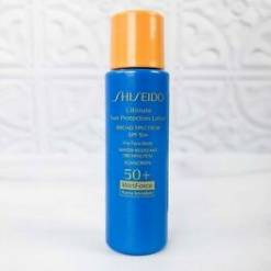 shis1 247x247 - Shiseido Ultimate Sun Protection Lotion Broad Spectrum SPF 50+ Trial Size