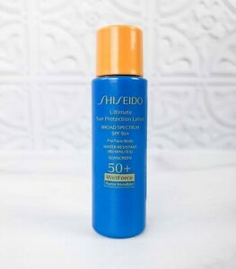 shis1 - Shiseido Ultimate Sun Protection Lotion Broad Spectrum SPF 50+ Trial Size
