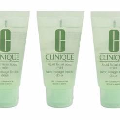 Clinique Liquid Facial Soap – Travel Size 30 ml