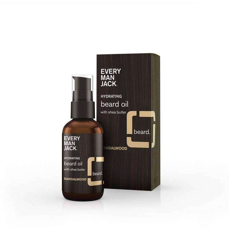 beardoil 800x800 - Every Man Jack Hydrating Beard Oil 30 ml