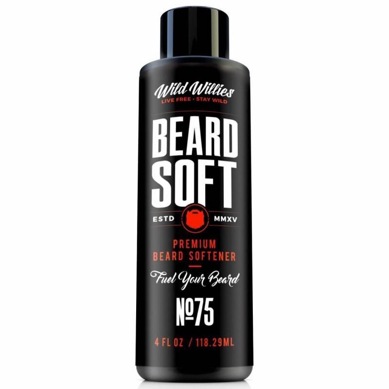 beardsoftener 800x800 - Wild Willies Beard Soft Premium Beard Softener