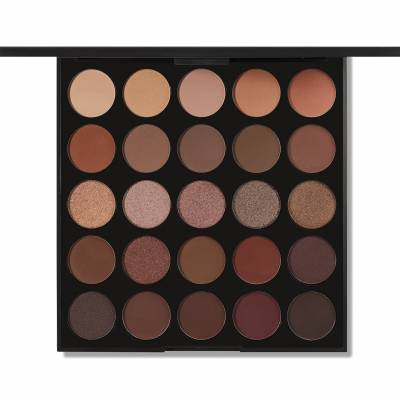 25B 400x400 - Morphe 25B Bronzed Mocha Eye Shadow Palette