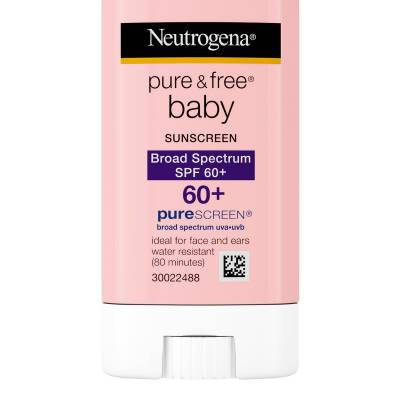 6886003 nocolor 0 400x400 - Neutrogena Pure & Free Baby Mineral Sunscreen Stick