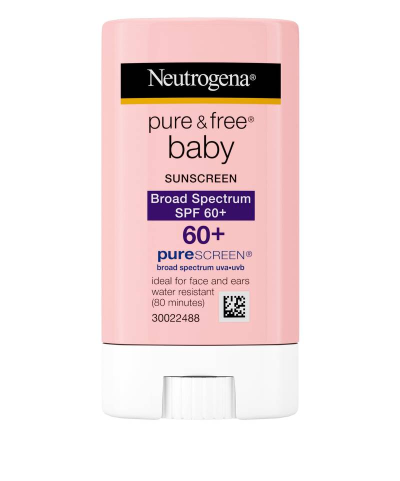 6886003 nocolor 0 800x962 - Neutrogena Pure & Free Baby Mineral Sunscreen Stick