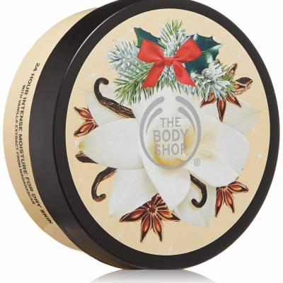 71phqsmjG0L. SL1500  400x400 - The Body Shop Softening Body Butter - Vanilla Chai