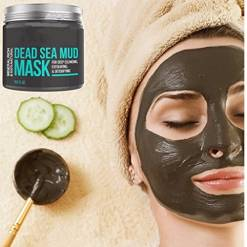 Dead Sea Mud Mask Best blackhead remover, acne treatment in pakistan